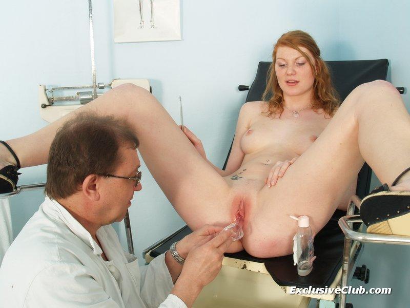 У генеколога порно видео женщина
