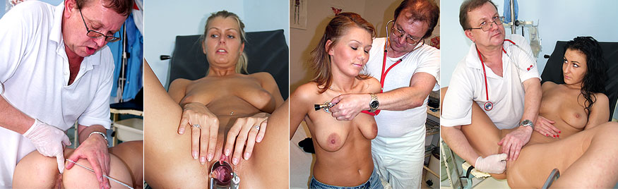 ExclusiveClub.com - 30.000 exclusive gyno exam pictures